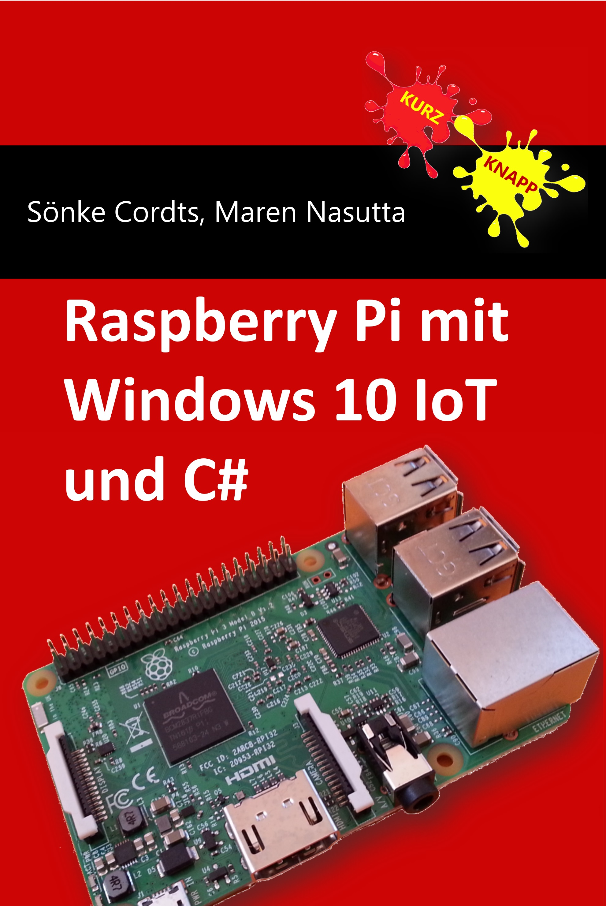 Raspberry Pi mit Windows 10 IoT und C#